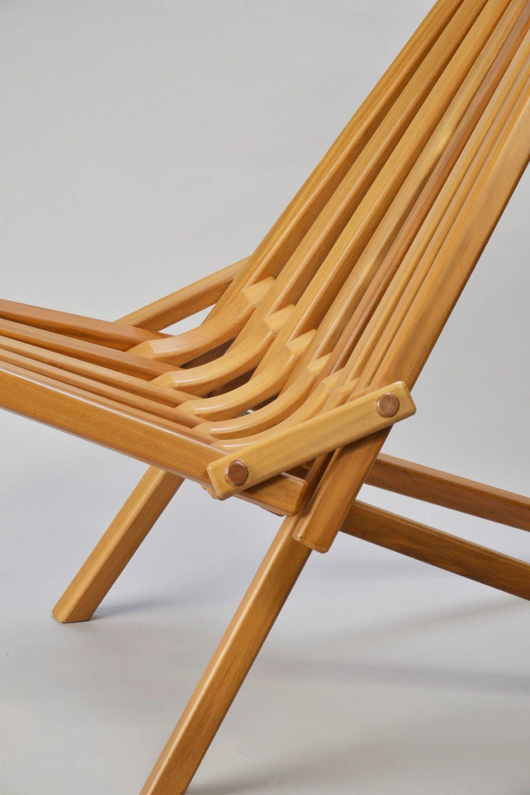 modern folding chair tattoo gorgeous mid century danish teak wood