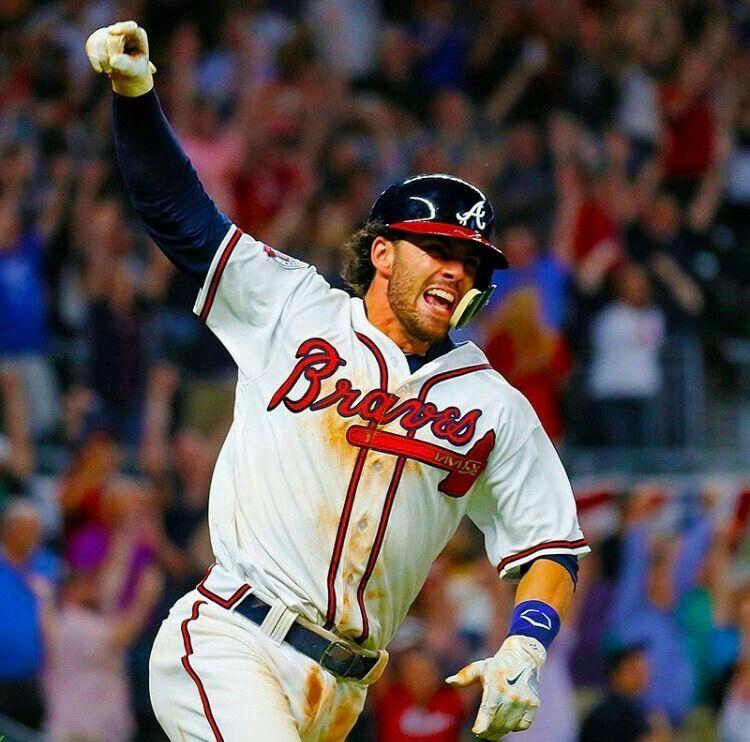 Swanson Has Done It Again!!! Atlanta Braves Pinterest Braves