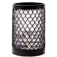 Sterno Candle Lamp 80222 - Black Beehive Pub Table Lamp ...