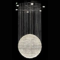chandeliers | Ball Chandelier - Swarovski Crystal Ball ...