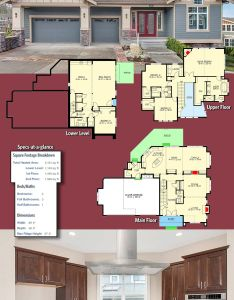 Plan jd craftsman house with media and rec rooms included architectural design also rh pinterest
