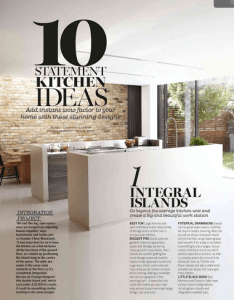 Living etc also we have been named one of remodelista   favourite kitchens in the rh uk pinterest