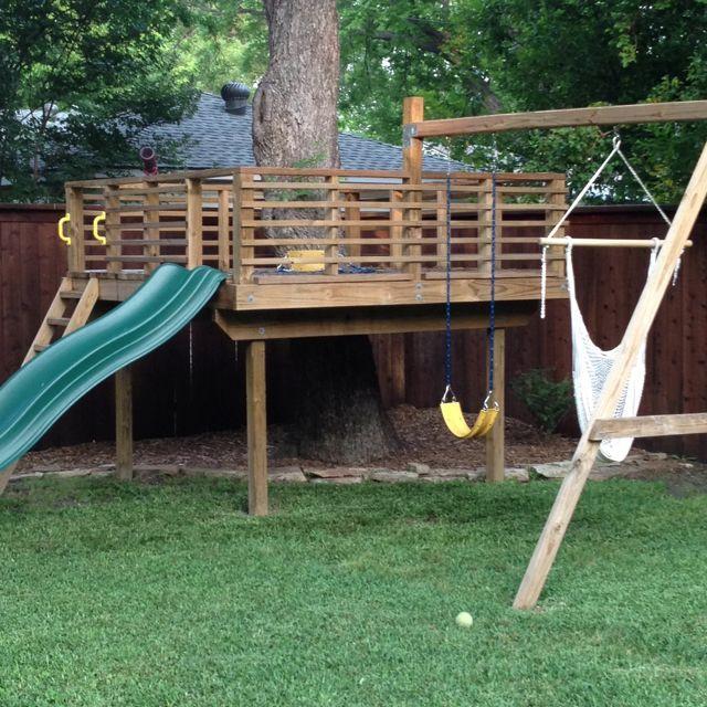 Best 25 Tree Forts Ideas On Pinterest Tree House Deck Adult
