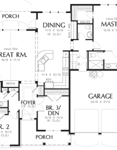 Cottage style house plan beds baths sq ft also traditional rh pinterest