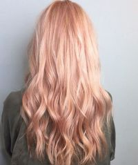 40 Trendy Rose Gold Hair Color Ideas | Gold hair colors ...