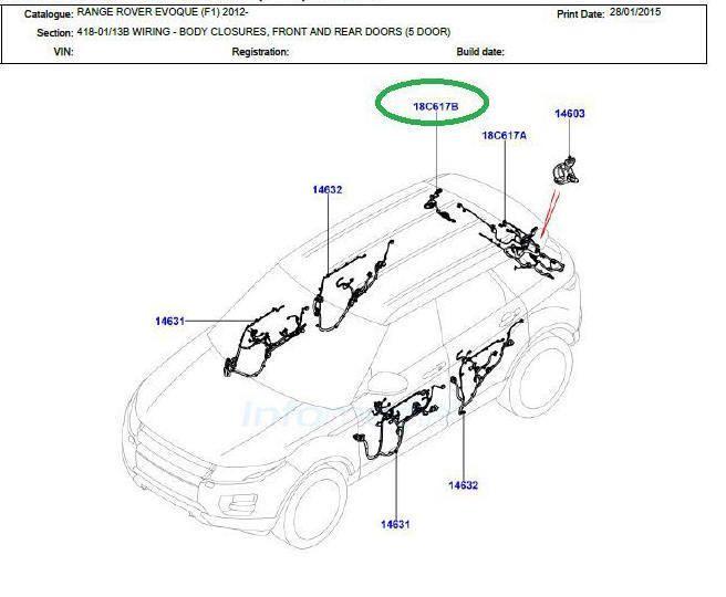 2010 Range Rover Sport Trailer Wiring Harness : 45 Wiring
