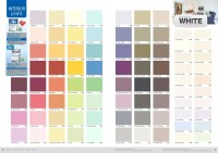 Interior Wall Painting | Paint colour charts and Colour chart