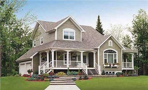 Country House Design Images – Idea Home And House