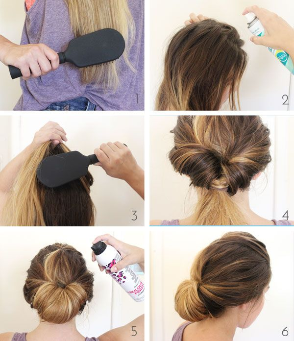 Beauty School The Last Minute Chignon Green Back To And Last