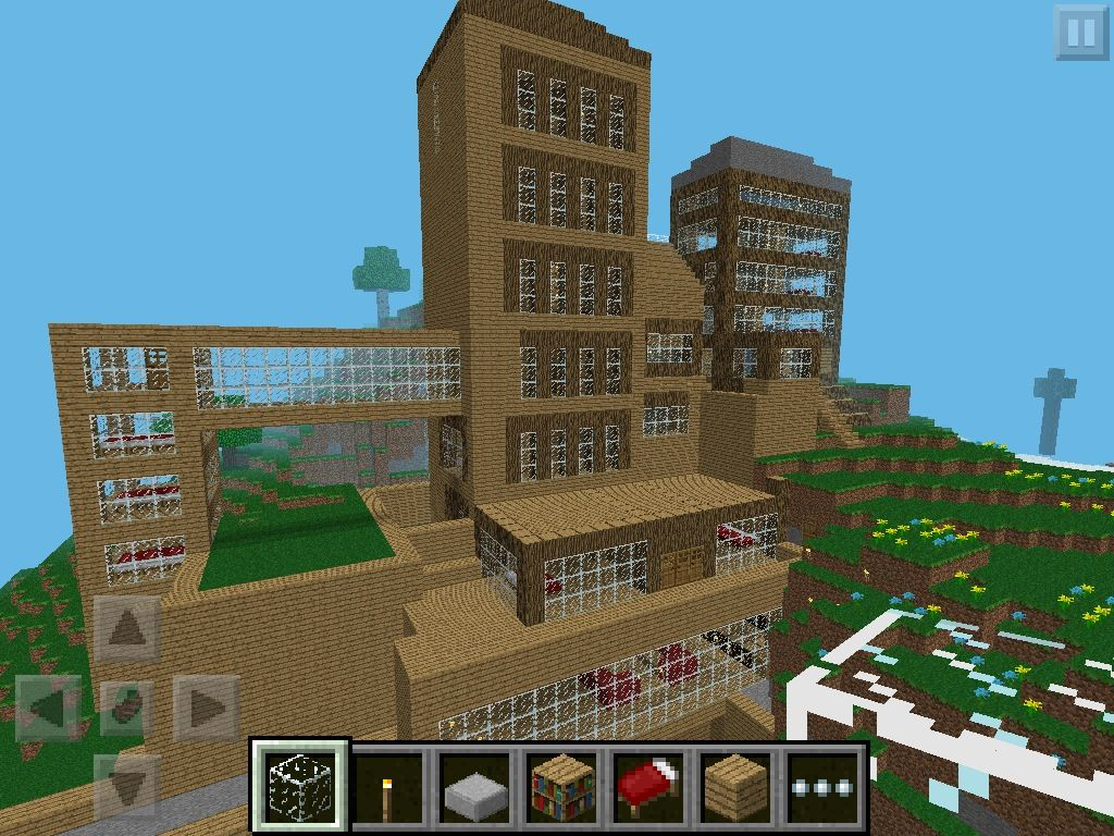 Minecraft Pe Houses Minecraft Seeds For PC Xbox PE Ps3 Ps4