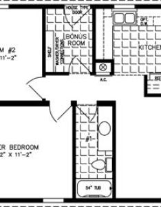 Manufactured home floor plan the imperial  model imp  bedrooms also rh pinterest