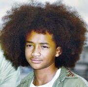 afro mohawk hairstyles men