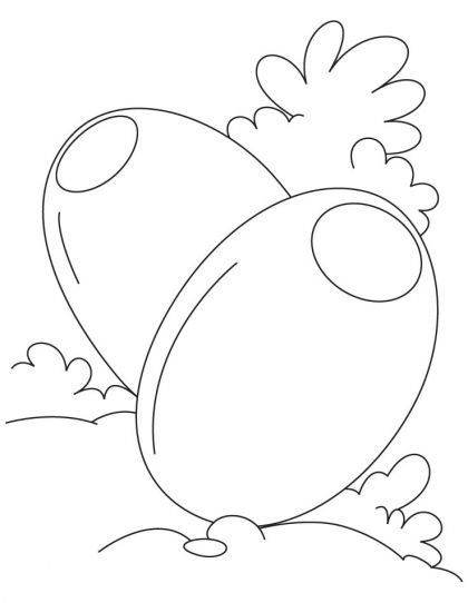 Free Coloring Pages Of Olives