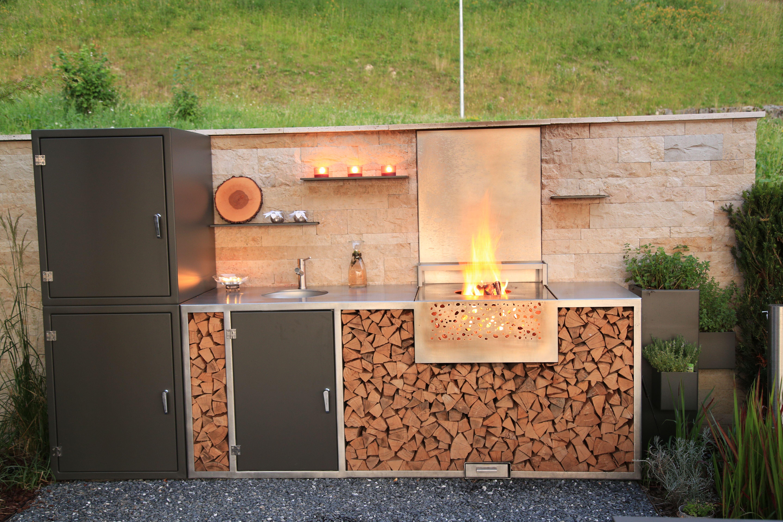 Outdoorküche Mit Spüle Blau : Outdoorküche mit spüle blau: moderne küche kaufen wo küche kaufen