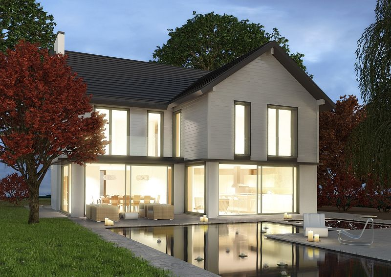 3s Architects Design For A Contemporary Stommel Haus Stunning