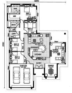Australian house plans bedarra floor plan also best images about des maisons on pinterest rh