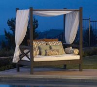 Depiction of Pictures of Daybed for Outdoor