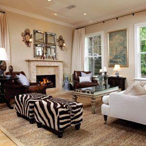 Animal print living room ideas also http janekennedyfo pinterest rh