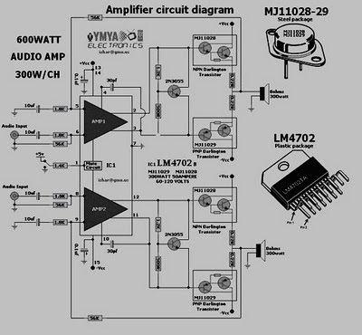 600+Watt+Darlington+Power+Amplifier+Circuit.jpg (400×370