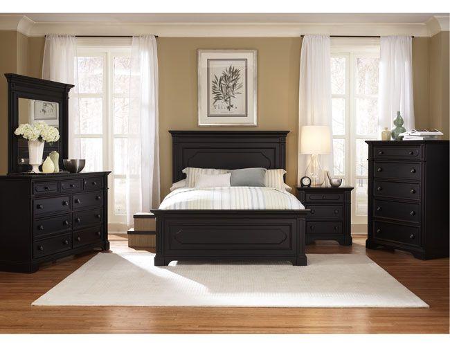 Black Bedroom Furniture on Pinterest  Bedroom Furniture