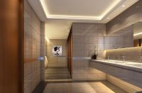 Hotel public toilet indoor lighting design | design ...