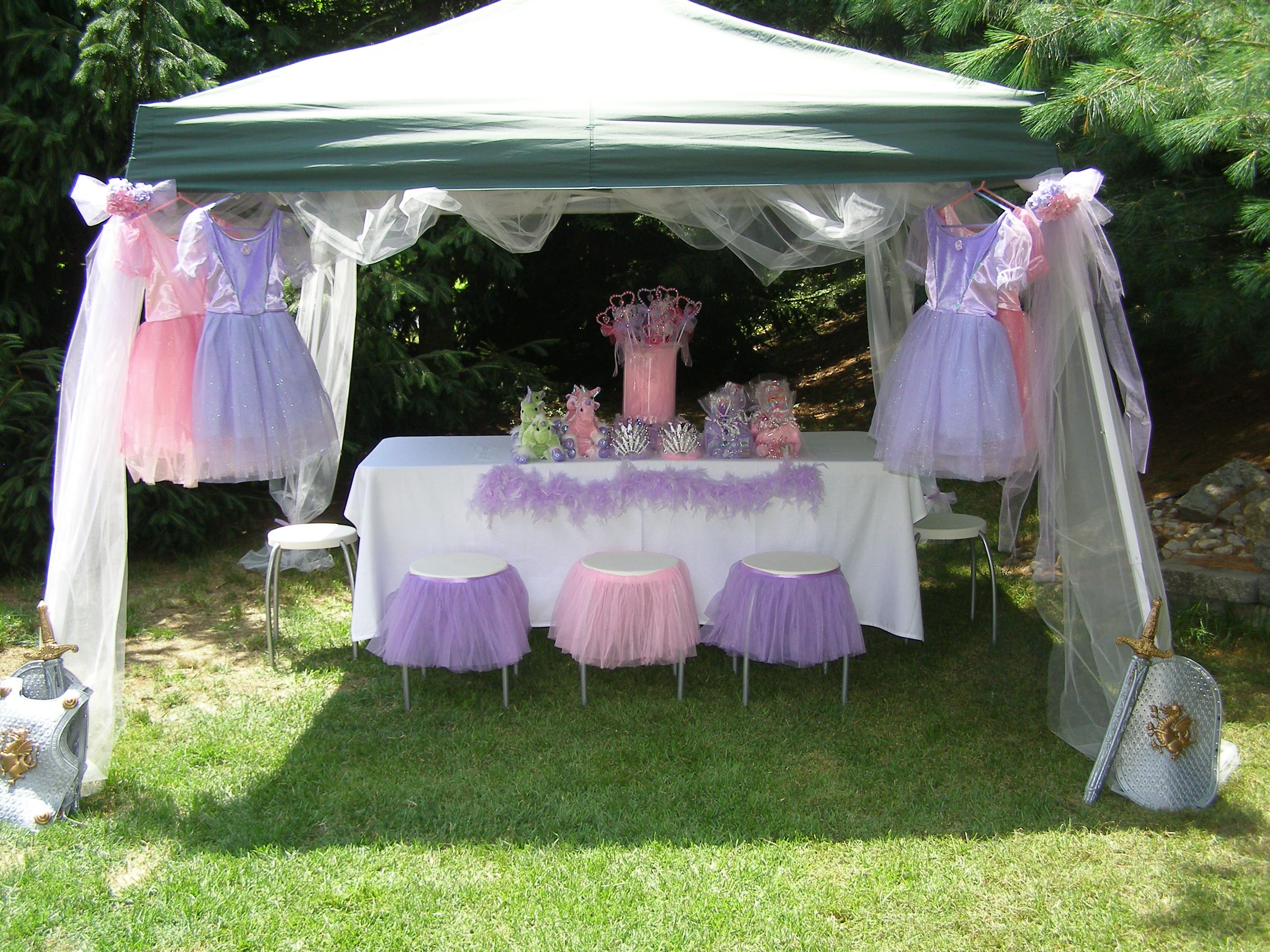 EZ Up Gazebos can be used so easily for an outdoor