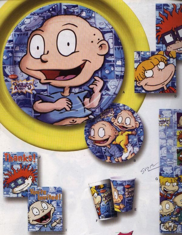 20 Rugrats Theme Pictures And Ideas On Weric