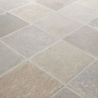 11.99 Rhino Classic Cottage Beige/Grey Stone Tile Effect ...