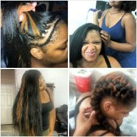 Crochet braids with kanekalon hair. | You better protect ...