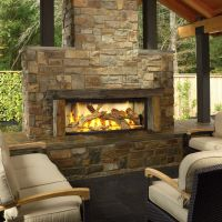 outdoor fireplace designs | Colorado Springs Fire Pits and ...
