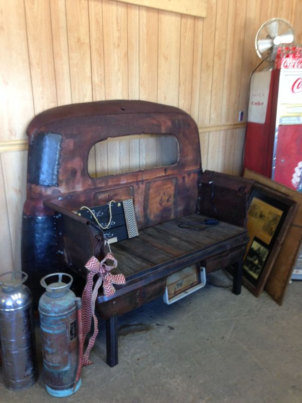Truck Bench - Great