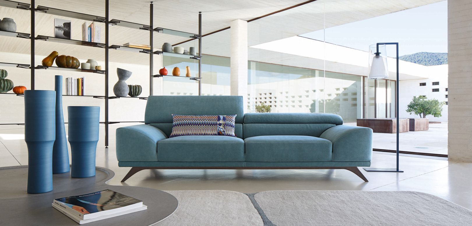 upholstery cleaning products for sofas sofa bed 3 seater leather this looks amazing! roche bobois - huge three-seats ...
