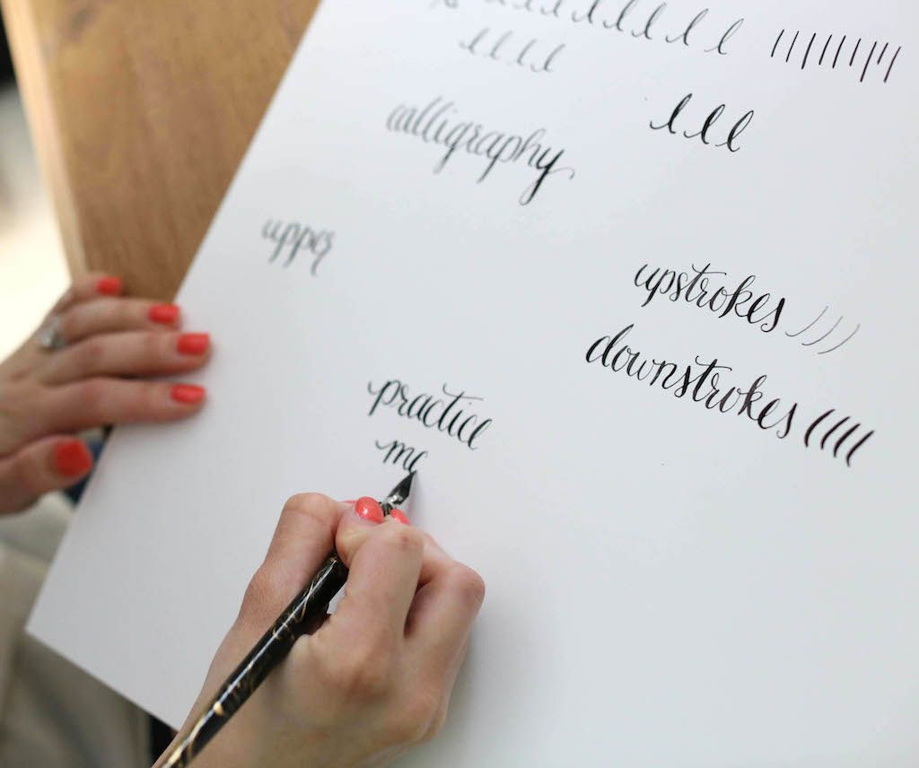 Learn Calligraphy