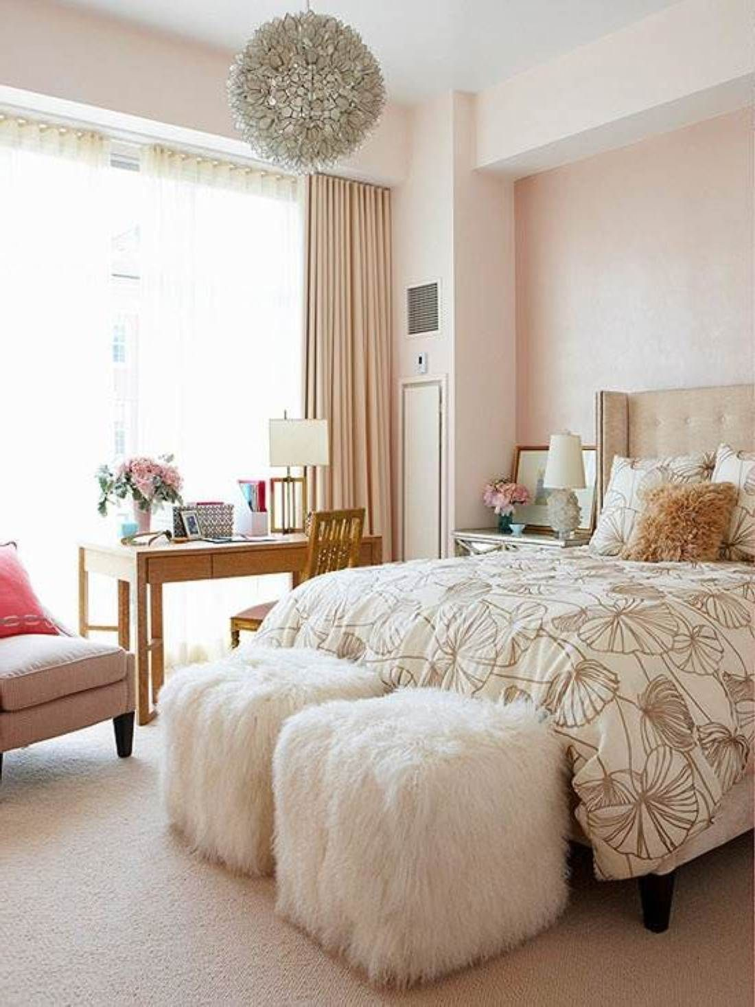 Pink Bedroom Decorating Ideas For Adults