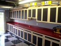Custom built Garage Cabinets | Home Improvement Projects ...