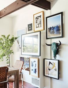 Modern living rooms also our chic cozy very california makeover of sophia bush     rh pinterest