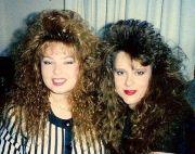 fabulous hairdo #80s excessive