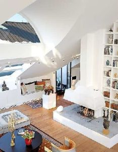Amazing large loft design and interior decorating ideas home dream pinterest lofts also rh