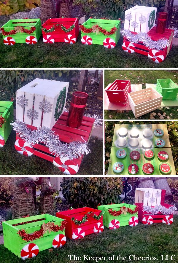 Diy Outdoor Christmas Decorations Ideas 2017 Year Of Clean Water