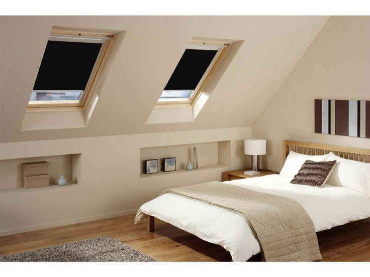 Een slaapkamer op de zolder is natuurlijk ideaal Het is