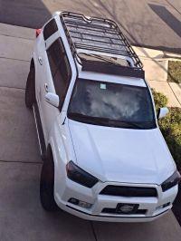 FS 5th Gen. Full Length Roof Racks by drabbits - Toyota ...