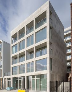 Four towers osdorp wiel arets architects architecture pinterest and facades also rh