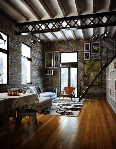 Inspiration from interior and exterior design  select post the interiors that make me want to live in room images are not mine unless indicated also best about     on pinterest industrial rh