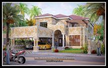 Mediterranean Modern House Design Philippines