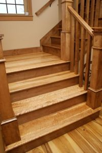 Birdseye Maple Stairs - Sustainably Harvested and Milled ...