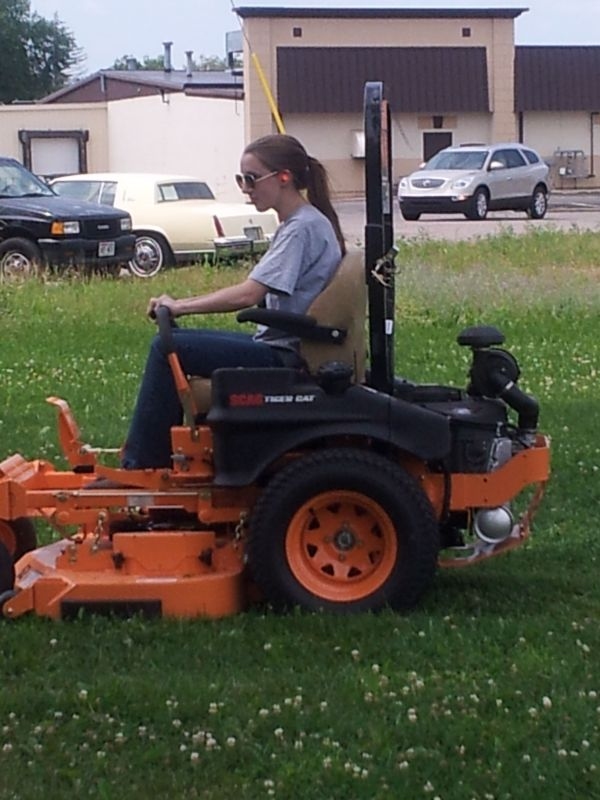 Scag Zero Turn Lawn Mower