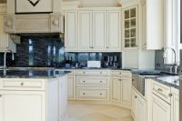 425 White Kitchen Ideas for 2017 | White cupboards, Marble ...
