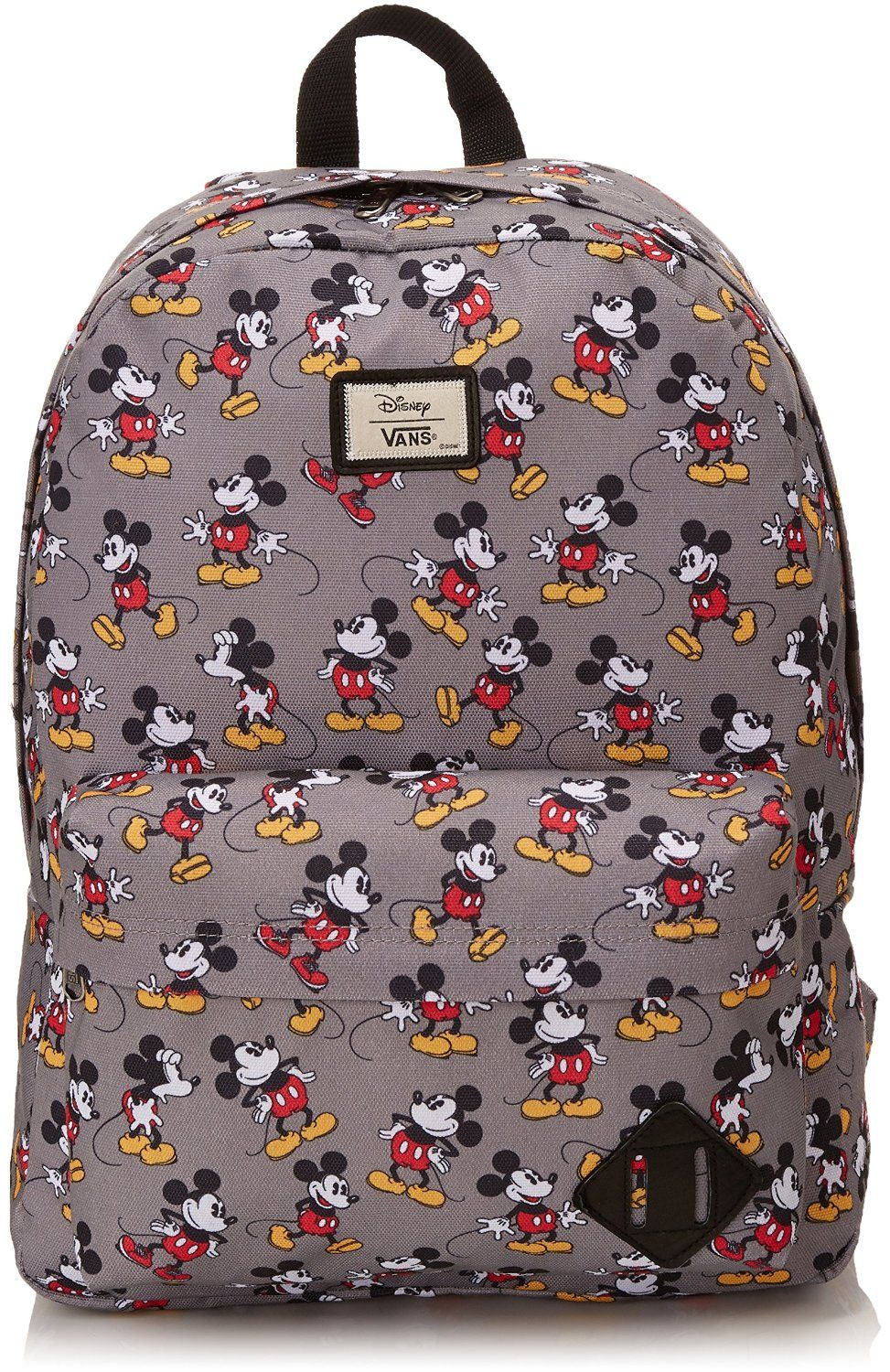 Mickey Mouse Donald Duck In Clothes