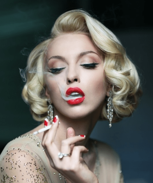 Vintage Hairstyles Ideas To Look Timeless Beauty Short
