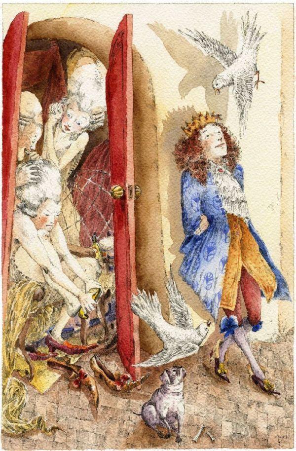 Cinderella Grimm Fairy Tales Christa Unzner Dream